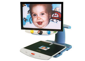 TOPAZ Desktop Video Magnifier - stona elektronska lupa